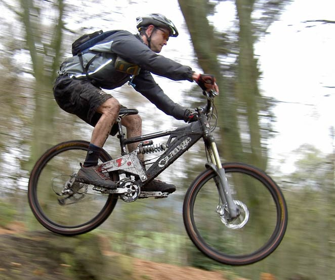 ATB MTB Mountainbike in Twente op de Twickelroute in hotel Aparthotel Delden
